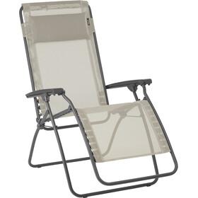 Lafuma Mobilier R Clip Campingstol Batyline beige/grå